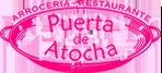 Restaurante Puerta de Atocha - Arrocería en Madrid